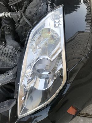 We sell auto body parts and headlights restoration polishing mobile fenders hoods for Sale in Riverside, CA