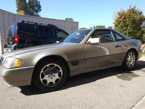 1995 SL500 1 owner car for Sale in Fair Oaks, CA