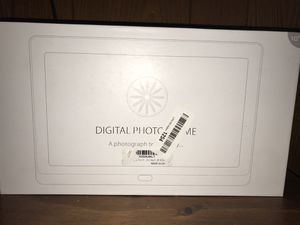 Napatek 10 in. Digital Picture Frame for Sale in Murfreesboro, TN