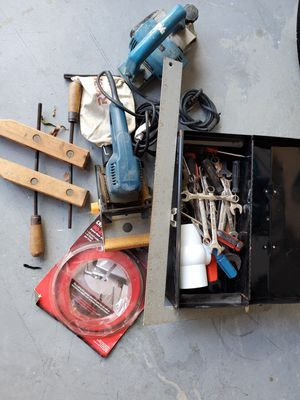Biscuit Jointer, Electric Plainer And Other Tools for Sale in West Palm Beach, FL