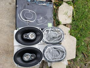 JL audio C2-690tx 3-way Speaker 6x9 in 150x230mm for Sale in Pinellas Park, FL