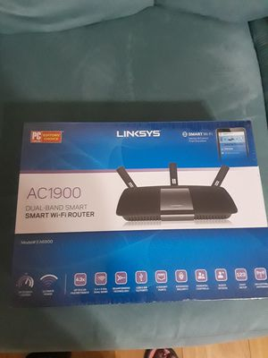 Ac 1900 router for Sale in Tampa, FL