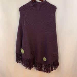 Poncho Cape Sweater for Sale in Longmeadow, MA