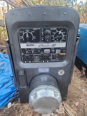 Lincoln Classic III generator welder pipeliner with CV box for Sale in Riverside, CA