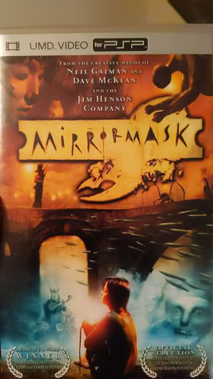 Mirrormask movie (psp) for Sale in Chicago, IL