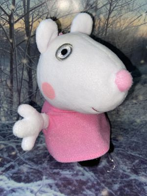 "Nickelodeon TY Peppa Pig - Suzy sheep 8"" plush for Sale in Bellflower, CA"