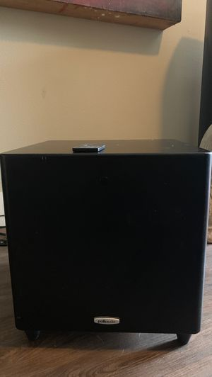 Polk Audio DSW PRO 550wi subwoofer for Sale in Austin, TX