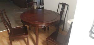 Kitchen table and 4 chairs for Sale in San Bruno, CA