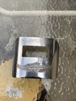 Harley Davidson Taillight Cover for Sale in Palm Beach Gardens, FL