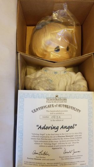 Adoring Angel doll for Sale in Fairfax, VA