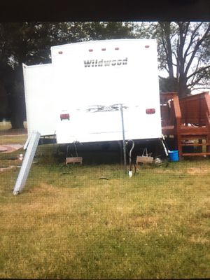 2010 Wildwood travel trailer for Sale in Cassopolis, MI