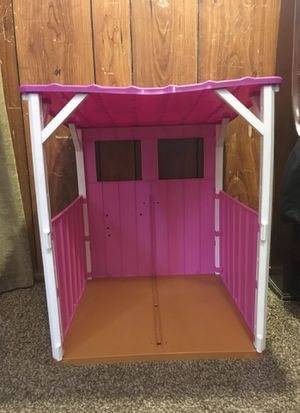 American girl doll horse stable for Sale in Antioch, CA