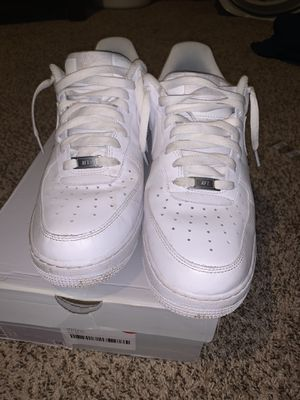 07 Air Force 1 low for Sale in Peoria, IL