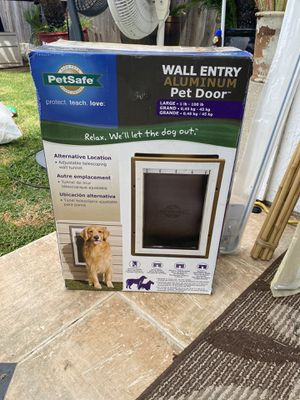 Doggy door for Sale in Imperial Beach, CA