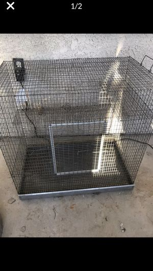 Small cage for Sale in North Las Vegas, NV