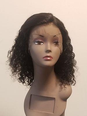 Brazilian human hair curly bob wig for Sale in Washington, DC