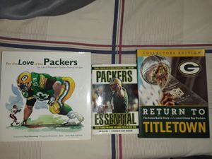 Green Bay Packers Books for Sale in Calion, AR