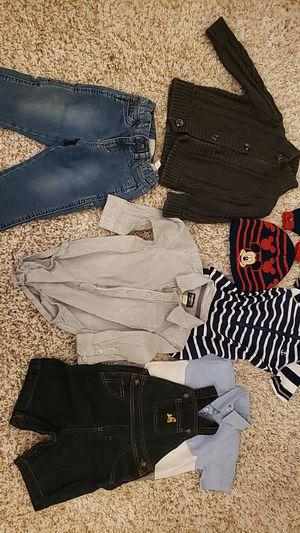 Baby boy clothes 18 months for Sale in Anaheim, CA