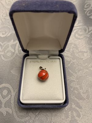 Sterling Silver, Enameled, Soccer Ball, Charm, NEW for Sale in Cleveland, OH