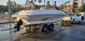 2001 Tahoe 220 Tracker Deck Boat for Sale in Pico Rivera, CA
