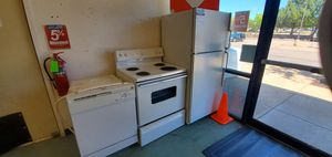 White GE Kitchen Package for Sale in Littleton, CO