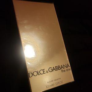 Dolce & Gabbana The One Perfume 3.3 Oz for Sale in Phoenix, AZ
