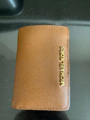 Michael Kors brown wallet for Sale in Santa Ana, CA