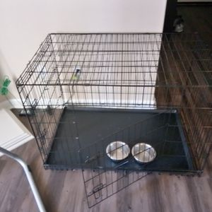 Large Dog Cage for Sale in Modesto, CA