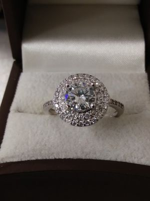 New Solid 925 Sterling Silver Engagement ring size 6 or 8 $65 each OR BEST OFFER for Sale in Phoenix, AZ