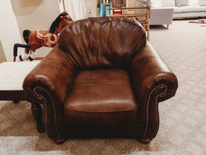 Chair with Nailhead Trim for Sale in Tully, NY
