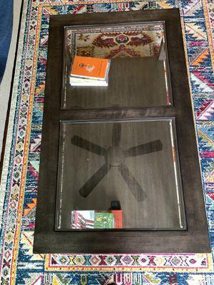 Dark wood coffee table for Sale in Austin, TX