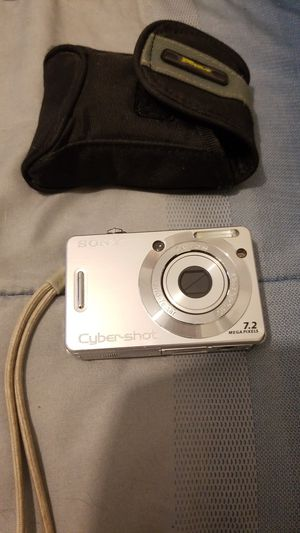Sony Cybershot 7.2MP Digital Camera for Sale in Austin, TX