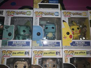 Pokemon Funko POP collection Set for Sale in Vancouver, WA