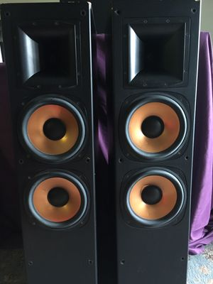 Klipsch Home-theater Speakers for Sale in Garden Grove, CA