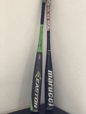 Baseball Bats Bbcor Marucci / Easton for Sale in Hialeah, FL