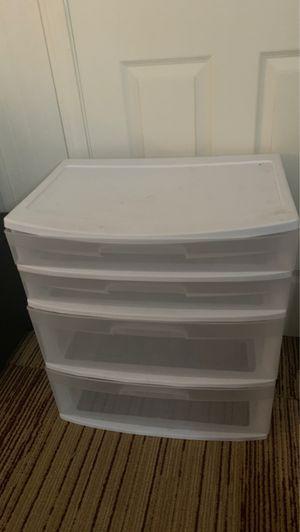 Sterling plastic container for Sale in Smyrna, GA