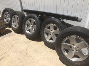 Jeep tire for sale for Sale in Corona, CA