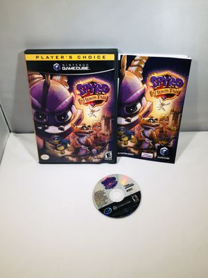 Spyro a heroes tail Nintendo GameCube for Sale in Long Beach, CA