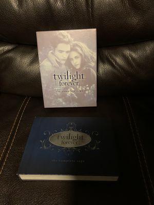 Twilight Forever: The Complete Saga DVD for Sale in Phoenix, AZ