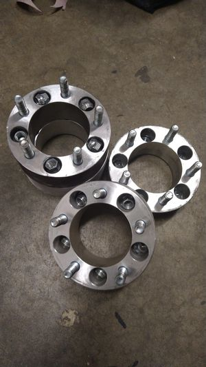 "2"" wheel spacers for Sale in Concord, CA"