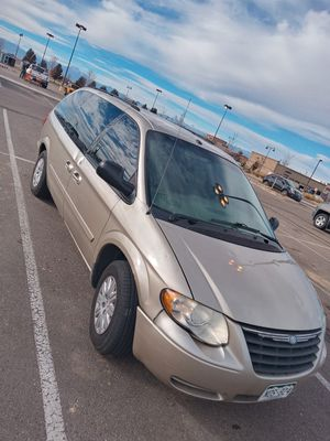 $1,700 OBO --2006 Town & Country LX minivan clean Colorado title runs and drives great $1,700 or best offer for Sale in Thornton, CO