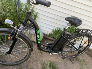 Brand new electric bike unisex perfectly powerful working for Sale in Great Neck, NY