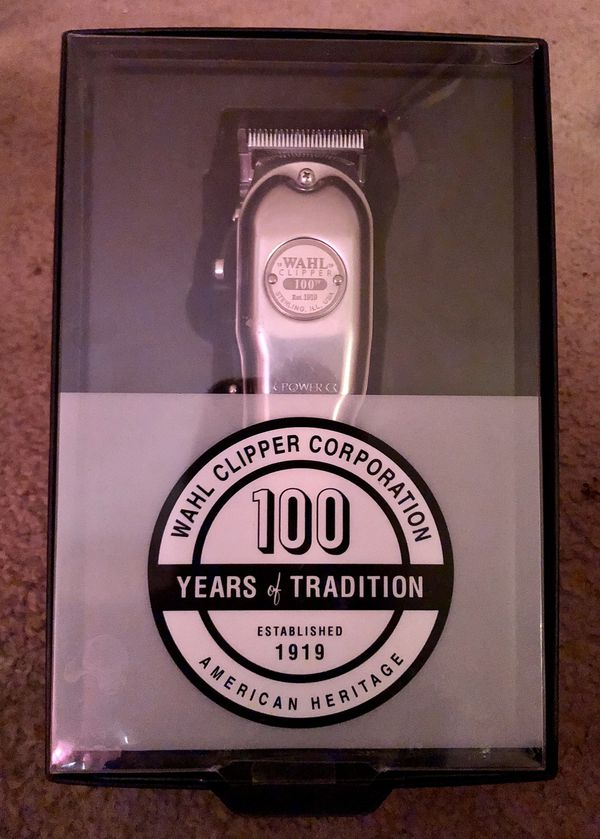 Wahl Limited Edition Clippers