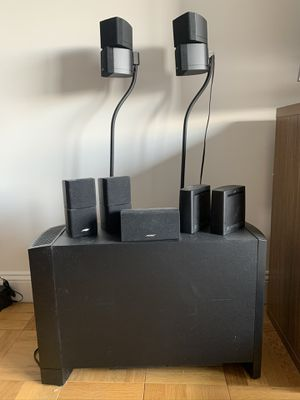 Bose Acoustimass 6 sound system for Sale in New York, NY