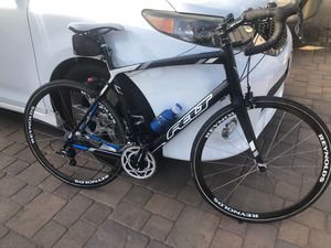 Felt bike with new carbon fiber Reynolds wheels and tires barely used and tires$ 850 for Sale in Imperial Beach, CA