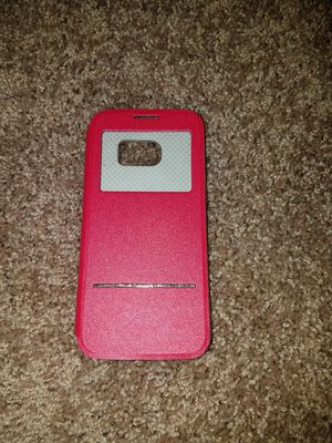 Samsung galaxy s7 edge case for Sale in Tempe, AZ