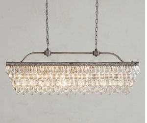 Clarissa Chandelier from Pottery Barn for Sale in Wood Dale, IL