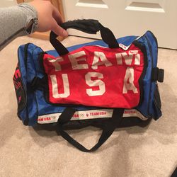Team USA Duffle Bag, Well Used for Sale in Gig Harbor,  WA