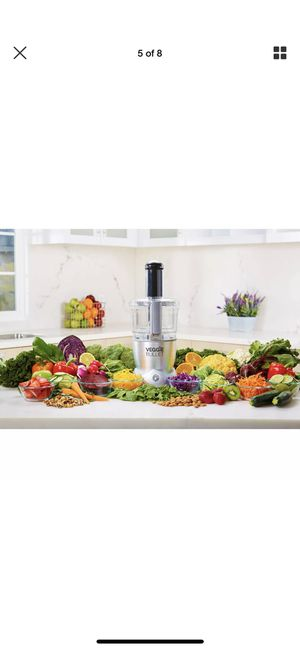Veggie Bullet Kitchen Blender with Food Processor Home Kitchen Appliance New for Sale in Columbus, OH