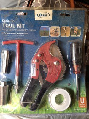 Sprinkler repair kit for Sale in Las Vegas, NV